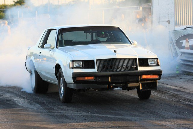 """Back to Buick Power for Richie """"High"""" PSI Balcom's T Type"""