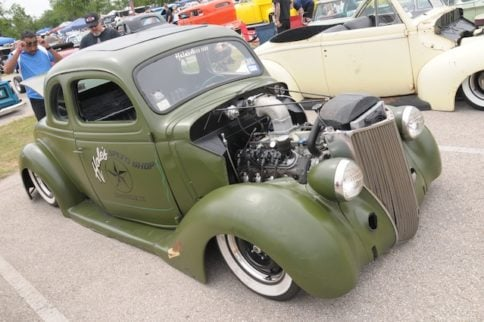 2012 Lone Star Round Up - Texas Music and Hot Rods