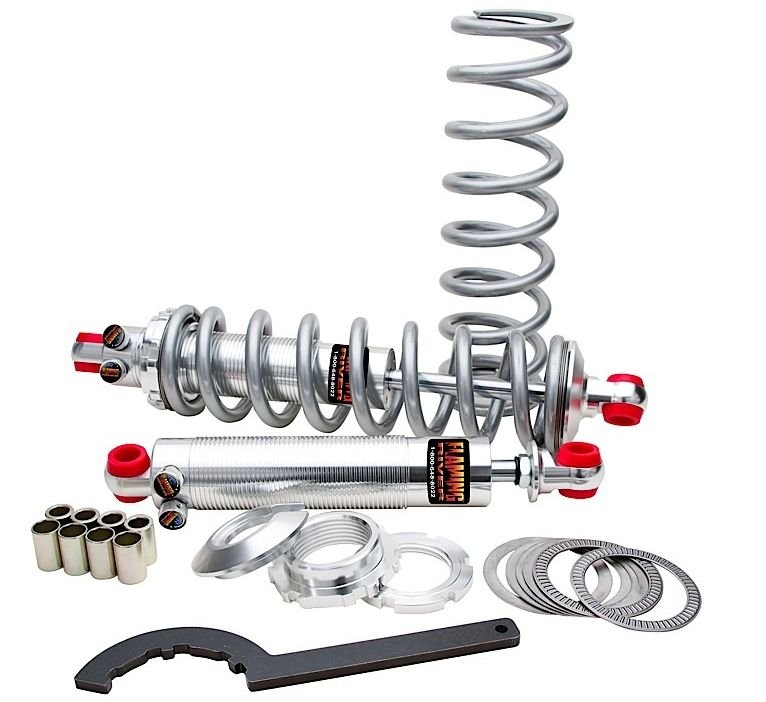 flaming river expands into shocks  springs  u0026 coil over packages