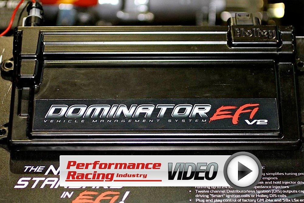 PRI 2012: Holley Releases V2 Updates for HP, Dominator Systems