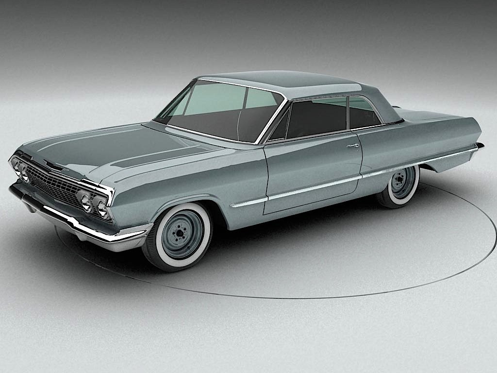 The 1963 Impala SS - Sultry or Subtle?