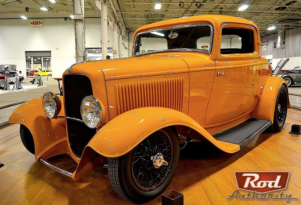 Elite 6: A Look At The Northeast Rod & Custom Show's Finest