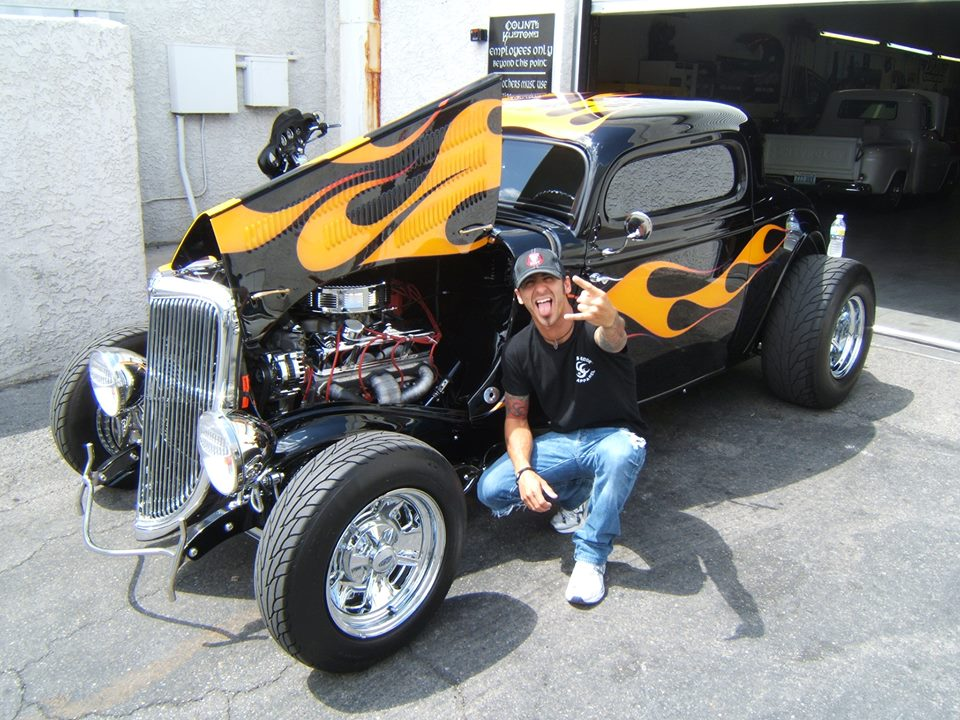 Godsmack S Sully Erna Sells Bad Ass Tci Equipped 34 Ford