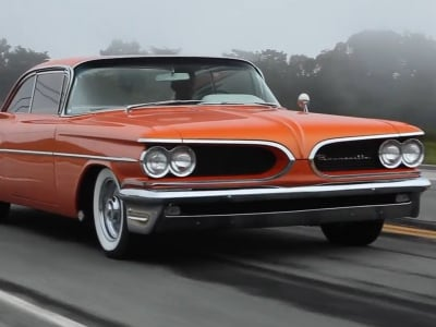 Video: Big Muscle Explores the Appeal of the 1959 Factory Pontiac