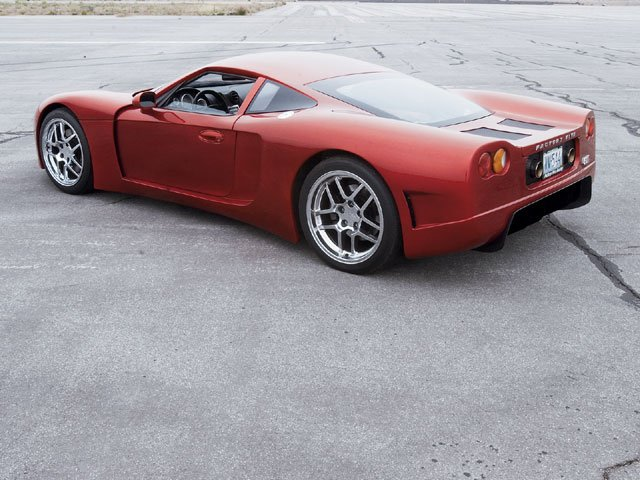Video: When Performance Matters, Build Yourself A Factory Five GTM