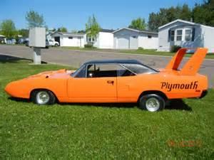 Wild 1/2 Scale Plymouth Superbird