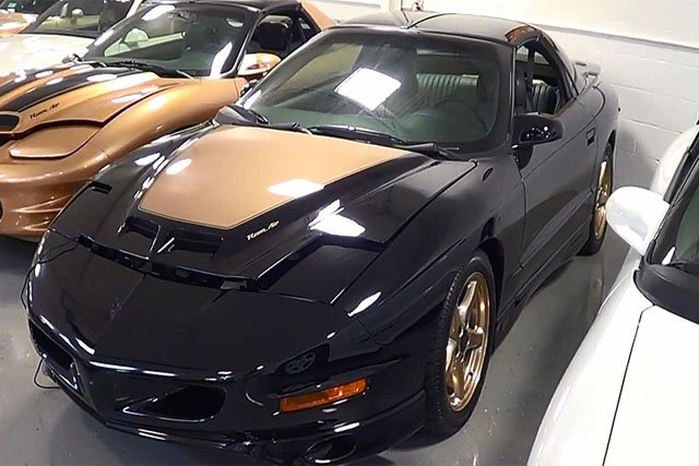 Video: Pontiac Firebirds the Lingenfelter Collection