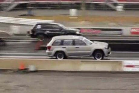 Video: All-Wheel Drive World Record Holding Jeep SRT8 Turbo
