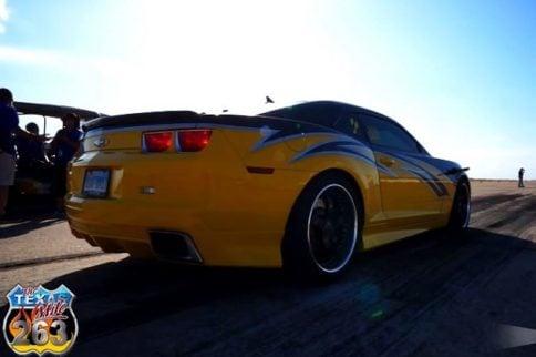 Video: 2010 Camaro SS Goes 204.5 MPH