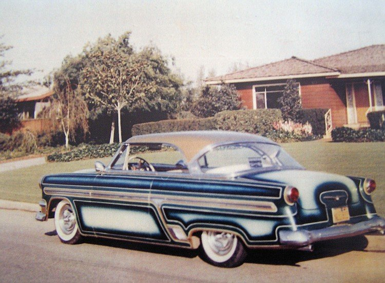Kustom Age: The Waston Panel Paint Job