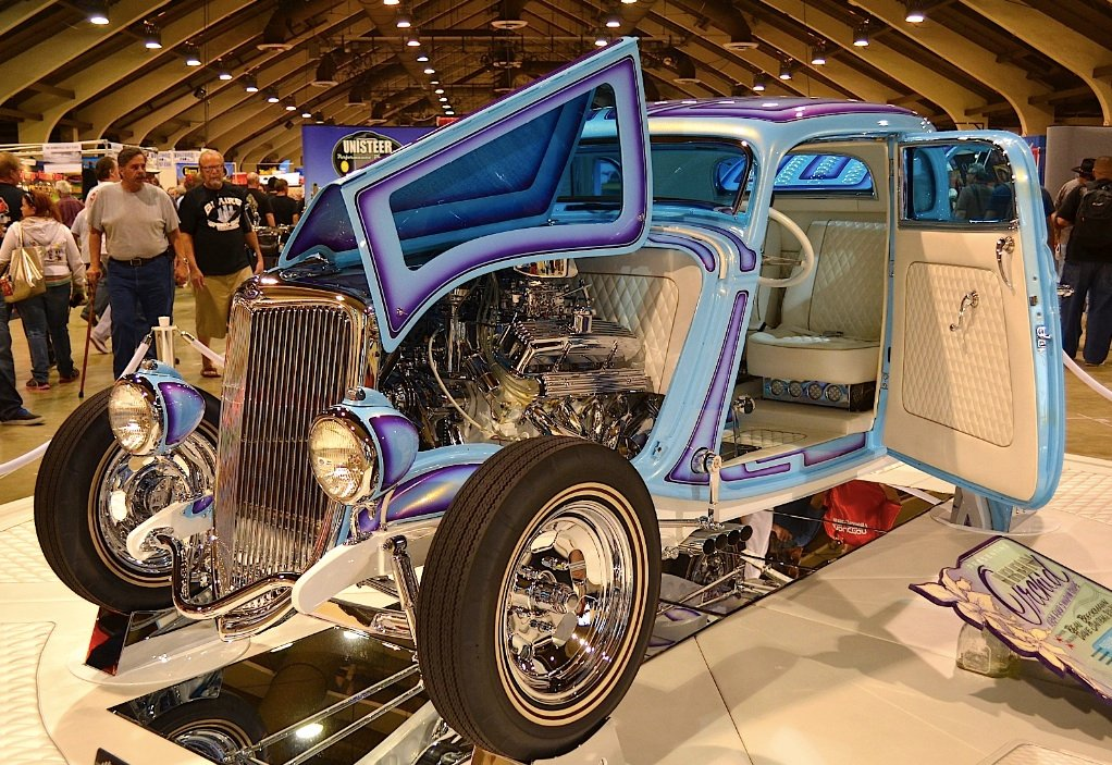 2014 Grand National Roadster Show: The Grandaddy Of Them All