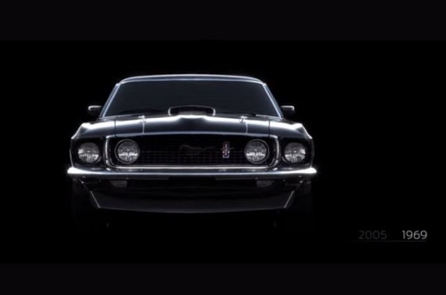 Video: 50 Years Of Mustang Evolution