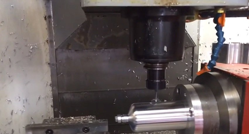 Video: Watch A CNC Machine Working At Concept One