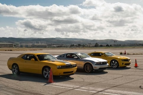 Video: Hellcat, ZL1, GT500 - Let The Horsepower Wars Begin (Again)!