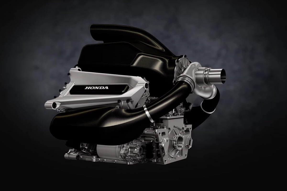 Video: Honda Reenters Formula One Wars With Turbocharged 1.6L V6