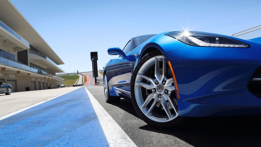 Corvette Museum Raffle >> National Corvette Museum Raffle For a Laguna Blue, 2015 Stingray - Street Muscle