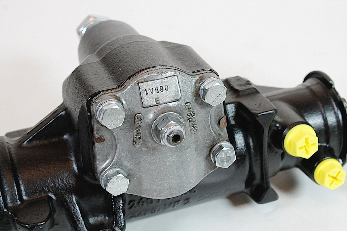 Borgeson's GM F-Body Variable Ratio Steering Box