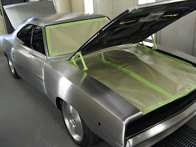 Video A Look At Maximus The Bare Metal Dodge Charger Of
