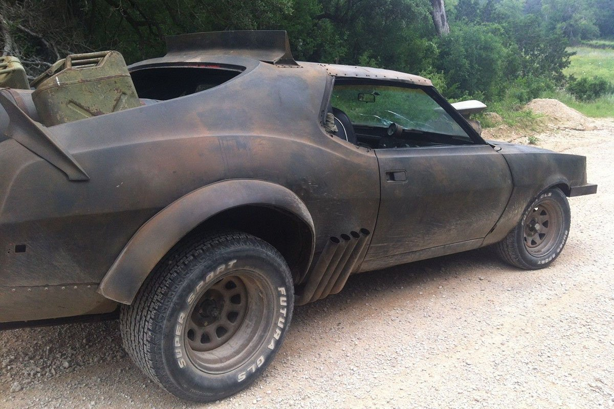 Mad Max Style Amc Javelin Is Seriously Awesome Up For