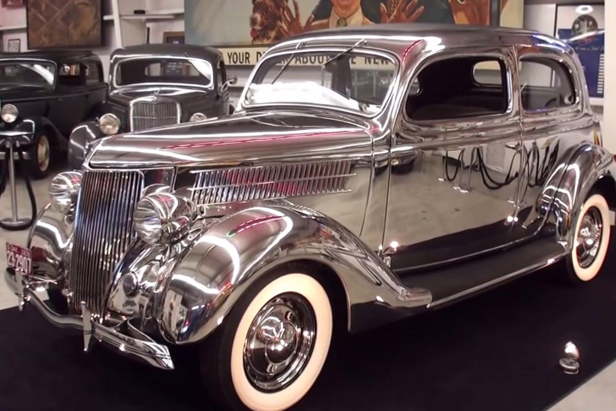 Ssford on 1929 Dodge Sedan