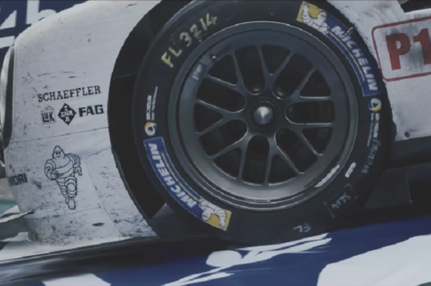 The Short, Hard Life Of a Championship Le Mans Racing Tire