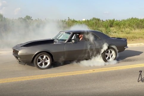Video: Garage Built 6.0 Liter Turbocharged LQ9 Swapped '68 Camaro