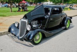 46th Annual NSRA Street Rod Nationals Plus From Kentucky