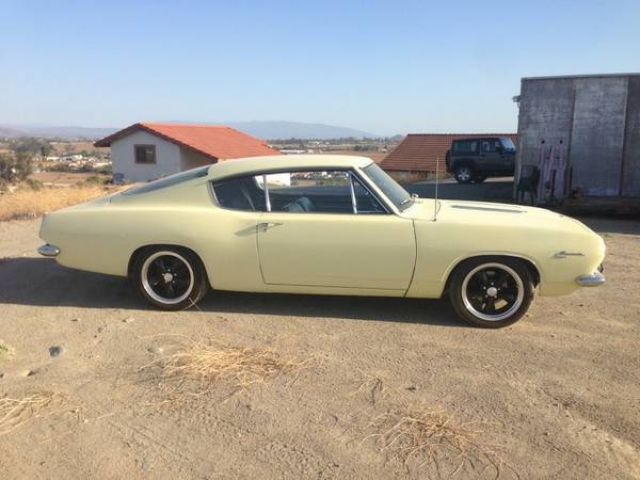 Craigslist 1967 Barracuda Autos Post