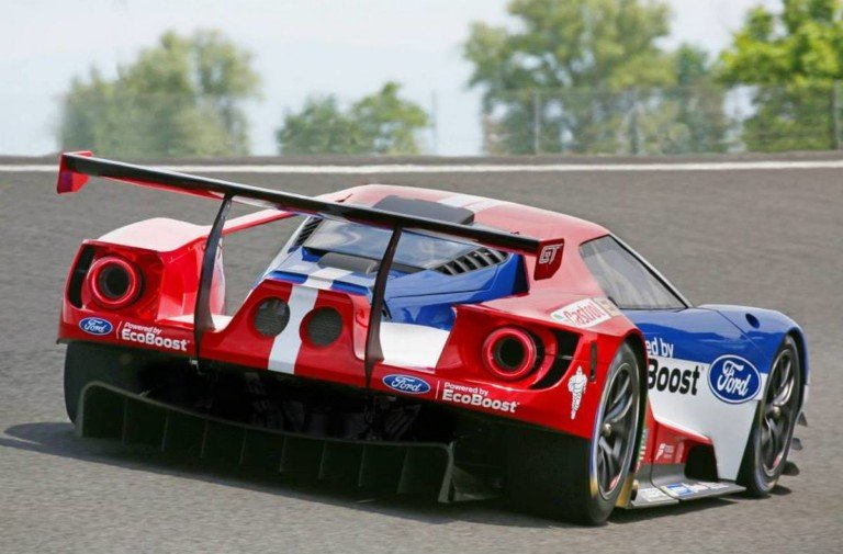 2016 Racing Schedule For The Ford GT Revealed