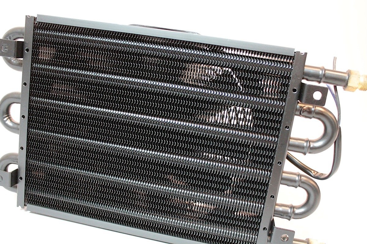 derale automatic transmission coolers