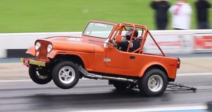 Video: Greg Zoetmulder's Badass Eight-Second CJ7 Jeep