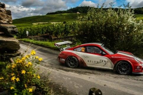 Video: Porsche GT3 Takes to Gravel