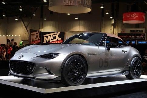 SEMA 2015: Feature Spotlight Mazda MX5 Concepts