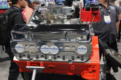 BluePrint Engines Reintroduces SBC 400 Engine
