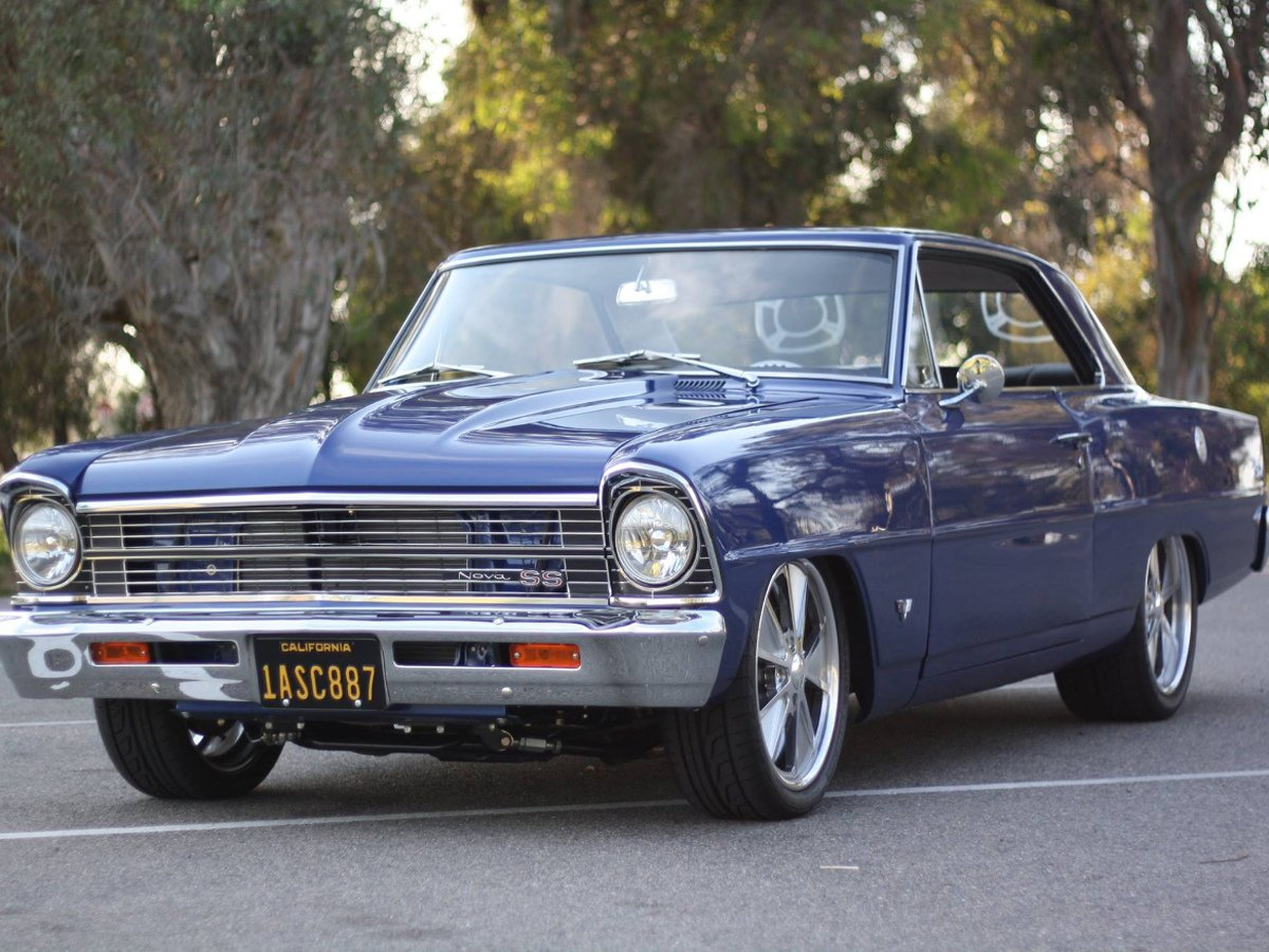 Craigslist Find: Show-Quality And Race-Ready '67 Nova SS