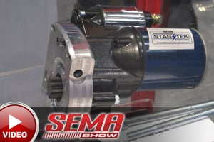 SEMA 2015: B&M's New Star Tek Starters Cover Many Applications