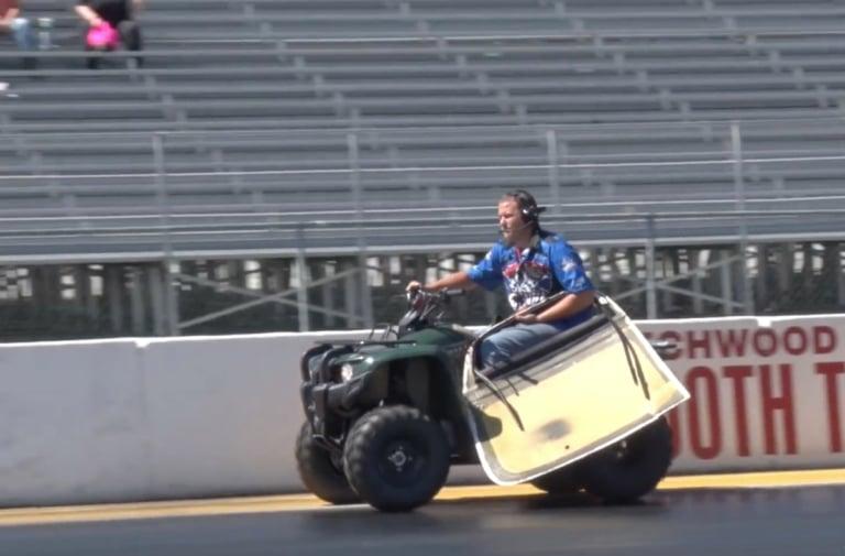 Video: Watch This Rod Blow Its Door Off, Literally