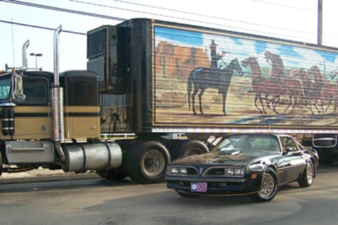 Authentic Smokey And The Bandit Pontiac Trans Am To Cross The Block