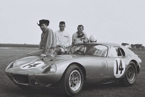 Video: A Brief History Of The Shelby Daytona Coupe