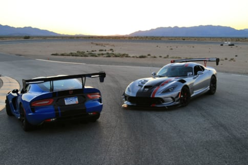 2016 Viper ACR: On Track With The Most Capable Sports Car, Ever