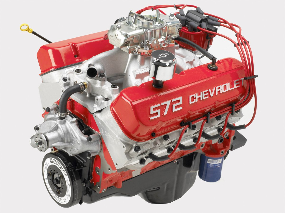 No Replacement For Displacement: The 10 Largest GM Engines