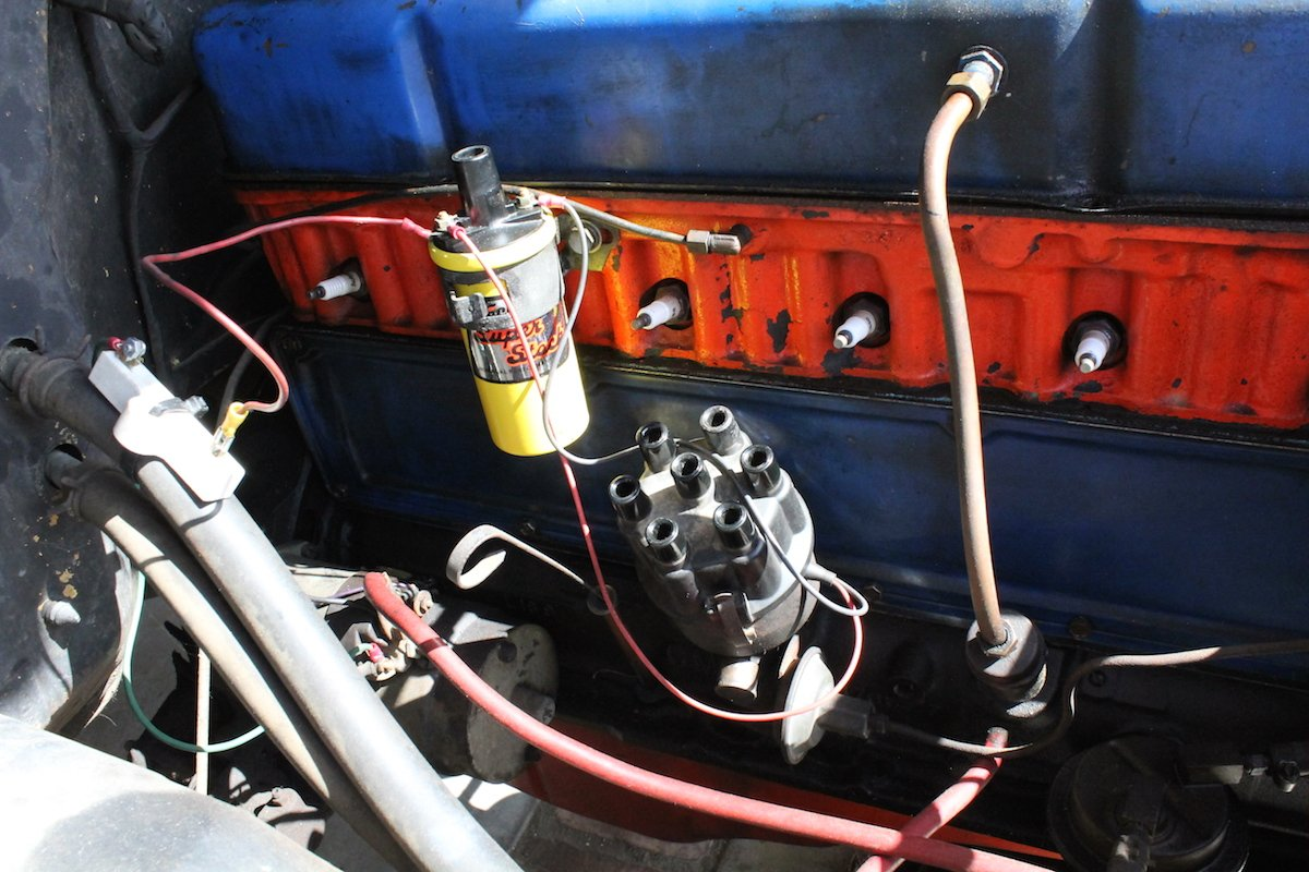 Wiring A Chevy Distributor
