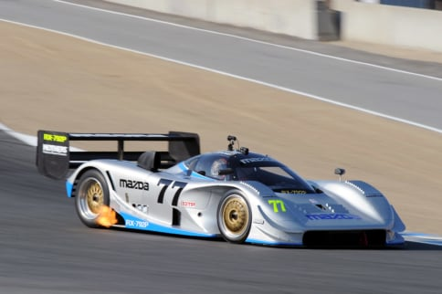 Video: Rotary Monster Screams Through Laguna Seca