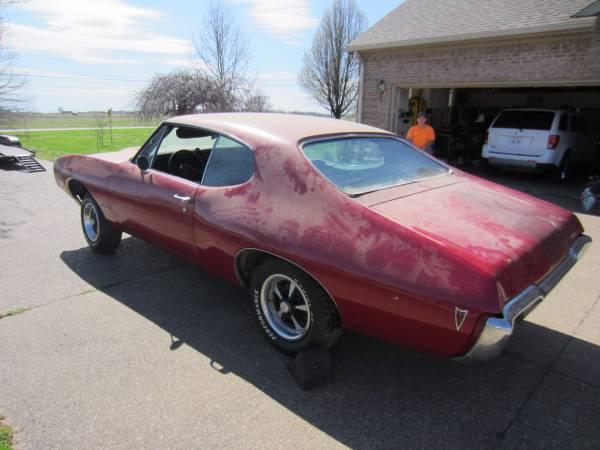 Craigslist Find – Restoration-Ready '68 Pontiac GTO
