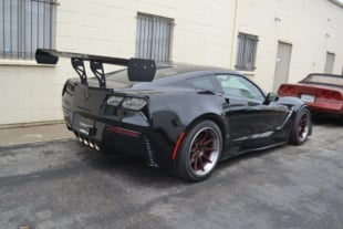 Excelsior Motorsports Track Tuned Z06 Turns Up The Heat