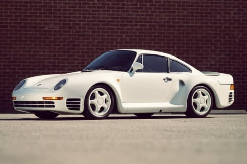 Video: Evo Revisits The Porsche 959