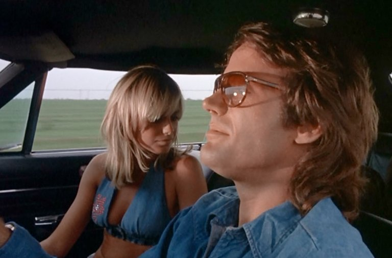 Rob's Car Movie Review: Dirty Mary, Crazy Larry (1974)