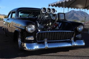 Top 9 Cars To Turn Into Hot Rods: #7 Tri-Five Chevy