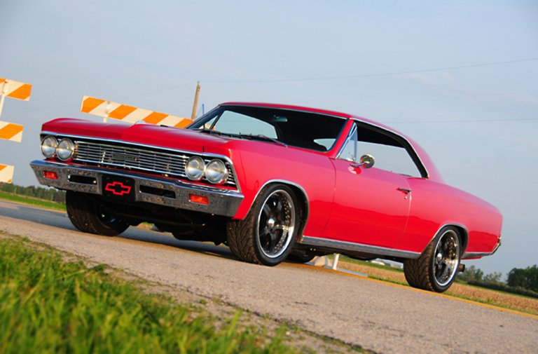 How To Turn Chevelle Tires Into Dust, And A Big-Block Into Shrapnel