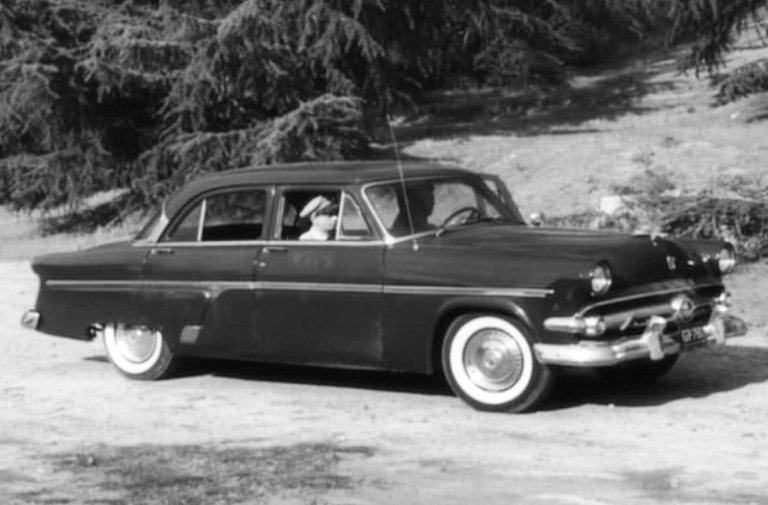 Top 50 TV Cars Of All Time: No. 34, Andy Griffith Show Ford Sedan